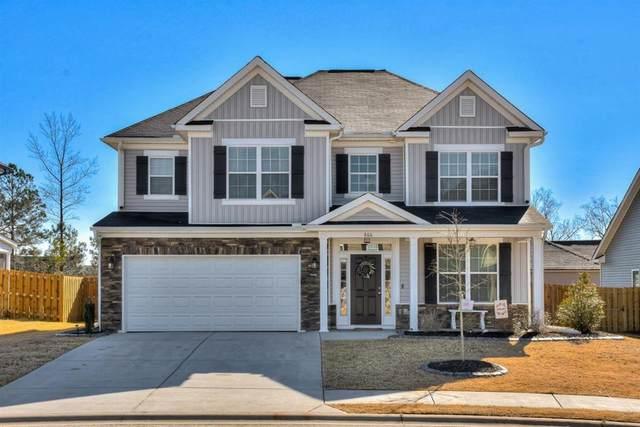 866 Williford Run Drive, Grovetown, GA 30813 (MLS #466698) :: Shaw & Scelsi Partners