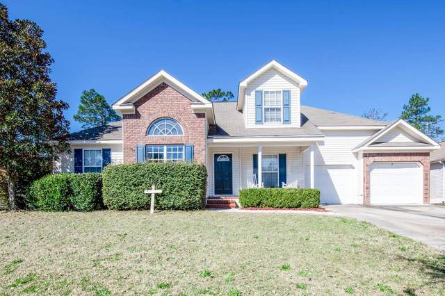 166 Swallow Lake Drive, North Augusta, SC 29841 (MLS #466709) :: Shannon Rollings Real Estate