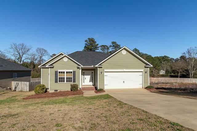 87 Trailwood Avenue, Aiken, SC 29803 (MLS #466714) :: Shannon Rollings Real Estate
