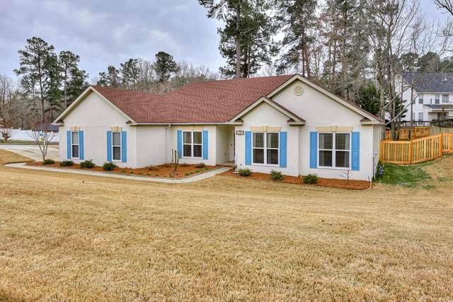 4151 Hound Court, Evans, GA 30809 (MLS #466719) :: Shannon Rollings Real Estate