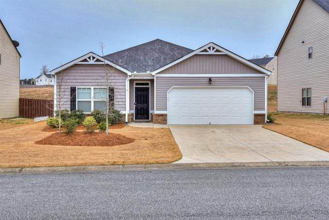 215 Sims Court, Augusta, GA 30909 (MLS #466729) :: The Starnes Group LLC