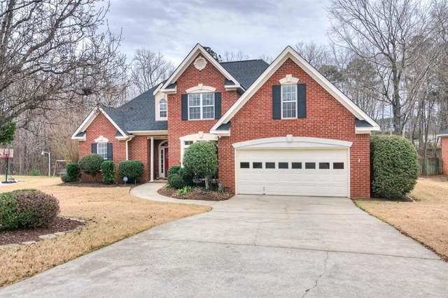 4564 Aylesbury Court, Evans, GA 30809 (MLS #466730) :: Tonda Booker Real Estate Sales