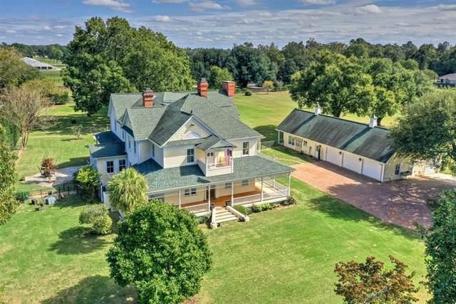 928 Two Notch Road, Aiken, SC 29803 (MLS #466741) :: Shannon Rollings Real Estate