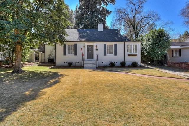 3114 Bransford Road, Augusta, GA 30909 (MLS #466754) :: The Starnes Group LLC