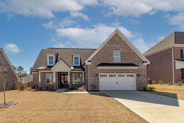 443 Pottery Drive, Augusta, GA 30907 (MLS #466758) :: The Starnes Group LLC
