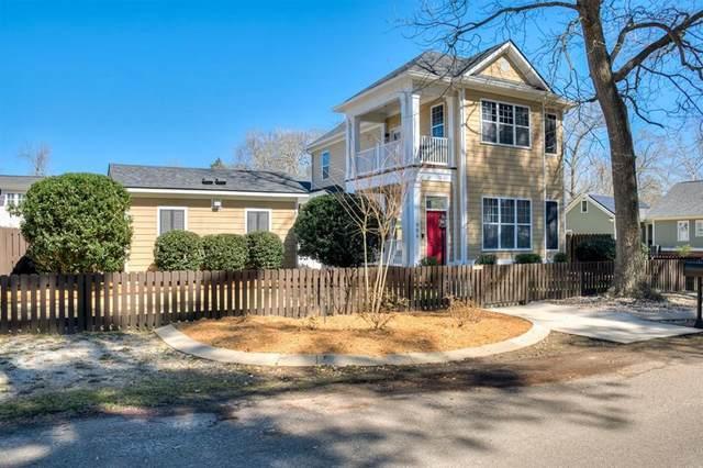 906 SE Colleton Avenue, Aiken, SC 29801 (MLS #466792) :: McArthur & Barnes Partners | Meybohm Real Estate