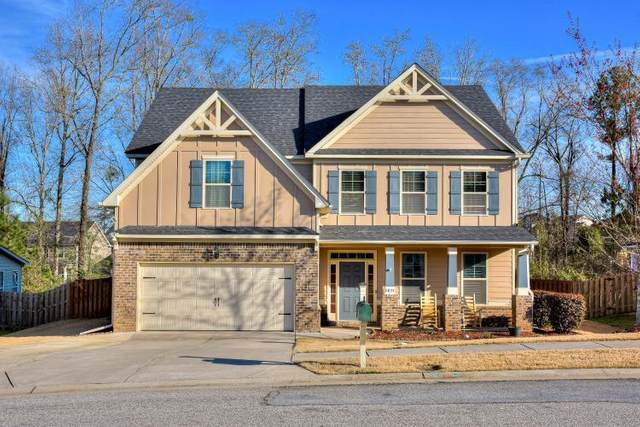 8835 Crenshaw Drive, Grovetown, GA 30813 (MLS #466793) :: Better Homes and Gardens Real Estate Executive Partners