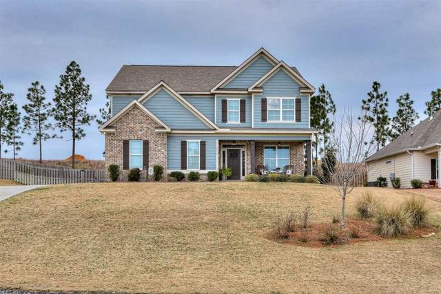 662 Flat Rock Lane, Graniteville, SC 29829 (MLS #466820) :: Melton Realty Partners