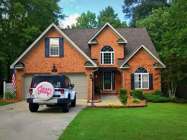 927 Hunting Horn Way W, Evans, GA 30809 (MLS #466822) :: Melton Realty Partners