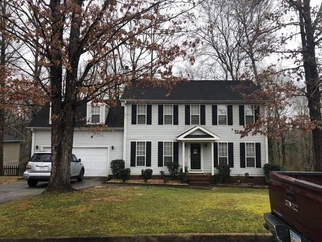 504 Oak Chase Drive, Martinez, GA 30907 (MLS #466825) :: Southeastern Residential