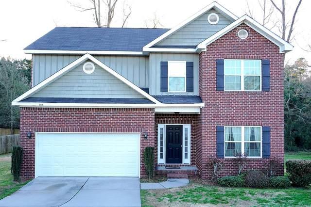 3112 Quartz Way, Augusta, GA 30907 (MLS #466826) :: For Sale By Joe   Meybohm Real Estate