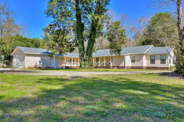 798A Spread Oak Road, Keysville, GA 30816 (MLS #466827) :: McArthur & Barnes Partners | Meybohm Real Estate