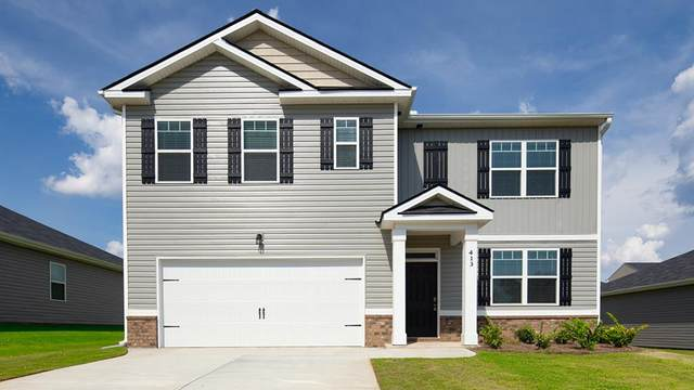 458 Furlough Drive, Augusta, GA 30909 (MLS #466828) :: Better Homes and Gardens Real Estate Executive Partners