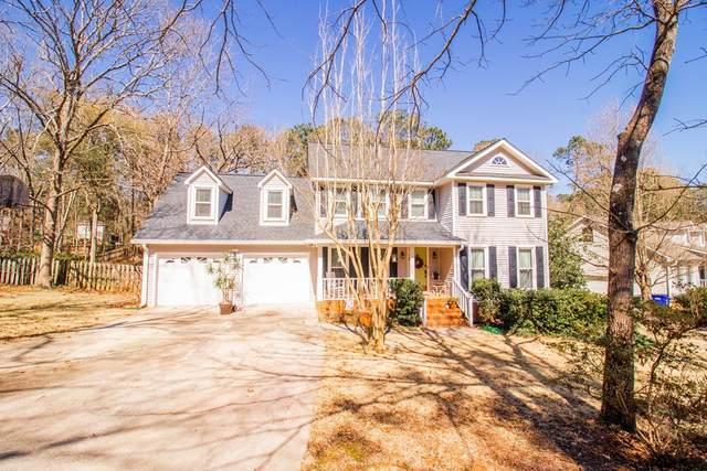7 Shrewsbury Lane, Aiken, SC 29803 (MLS #466860) :: McArthur & Barnes Partners | Meybohm Real Estate