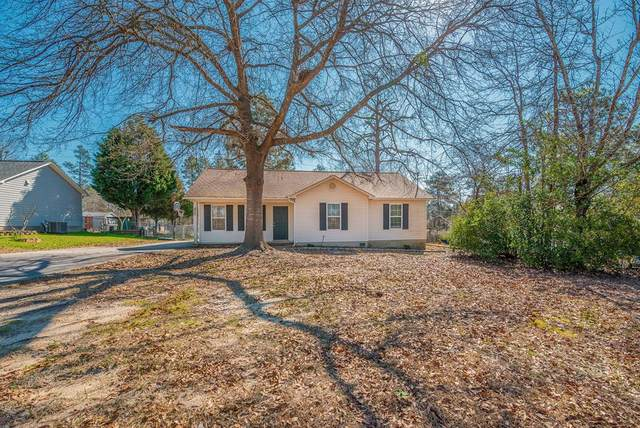 420 Old Sudlow Lake Road, North Augusta, SC 29841 (MLS #466885) :: Young & Partners