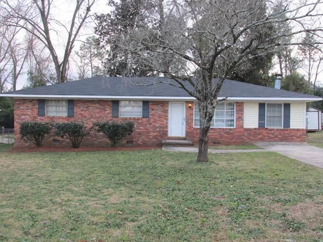 2138 Balfour Street, Augusta, GA 30906 (MLS #466975) :: The Starnes Group LLC