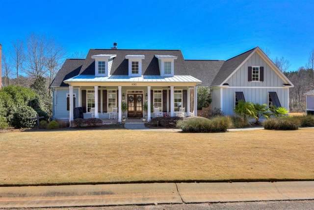 1010 Peninsula Crossing, Evans, GA 30809 (MLS #466979) :: Southeastern Residential
