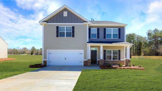 281 Donnington Court, Aiken, SC 29801 (MLS #467010) :: For Sale By Joe | Meybohm Real Estate