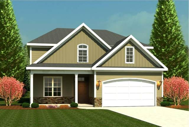 864 Lillian Park Drive, Grovetown, GA 30813 (MLS #467016) :: Young & Partners