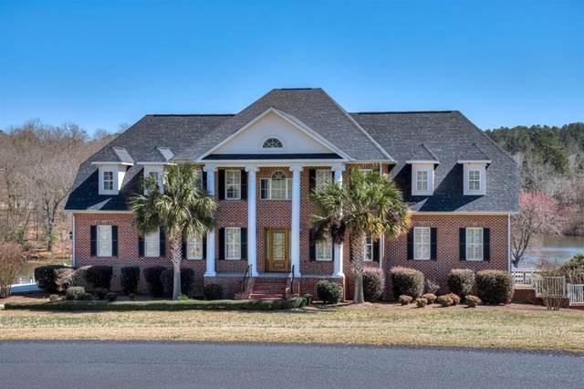 5334 Farmstead Drive, Aiken, SC 29803 (MLS #467037) :: Southeastern Residential