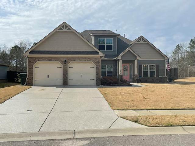 6060 Rye Field Road, Aiken, SC 29801 (MLS #467038) :: Better Homes and Gardens Real Estate Executive Partners