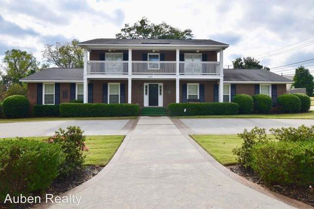 2436 Camelot Drive, Augusta, GA 30904 (MLS #467070) :: Better Homes and Gardens Real Estate Executive Partners