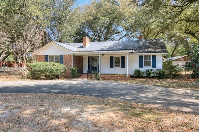 273 Redd Branch Road, Aiken, SC 29801 (MLS #467071) :: McArthur & Barnes Partners | Meybohm Real Estate