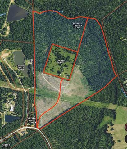 0 Deer Springs Road, Clarks Hill, SC 29821 (MLS #467098) :: Better Homes and Gardens Real Estate Executive Partners
