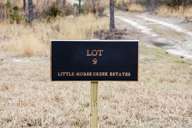 Lot 9 Little Horse Creek Drive, North Augusta, SC 29847 (MLS #467170) :: The Starnes Group LLC