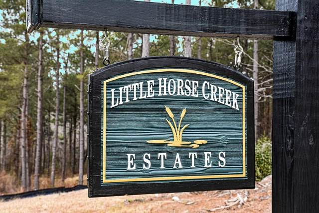 Lot 12 Little Horse Creek Drive, North Augusta, SC 29847 (MLS #467179) :: Rose Evans Real Estate