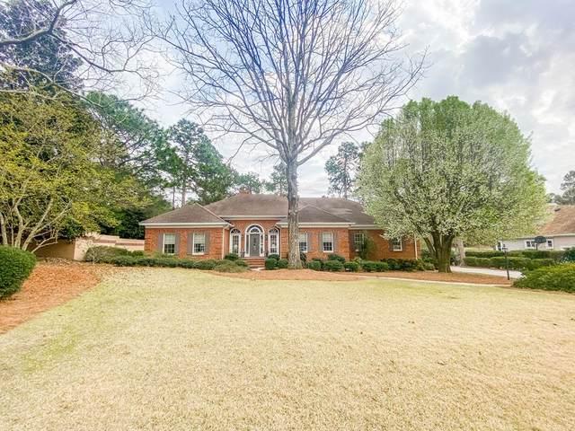 145 Pine Needle Road, Aiken, SC 29803 (MLS #467185) :: McArthur & Barnes Partners | Meybohm Real Estate