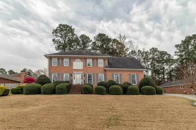 776 Springbrook Circle, Evans, GA 30809 (MLS #467262) :: McArthur & Barnes Partners | Meybohm Real Estate