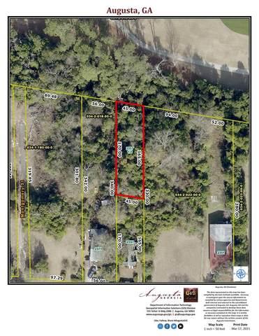 2357 1/2 Fitten Street, Augusta, GA 30904 (MLS #467272) :: For Sale By Joe | Meybohm Real Estate