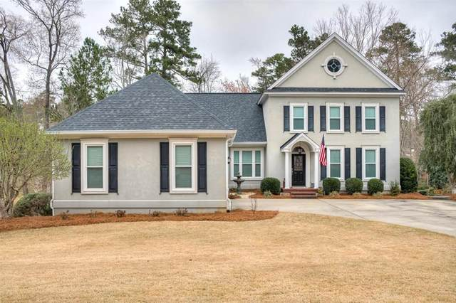700 Fosters Court, Evans, GA 30809 (MLS #467281) :: Young & Partners
