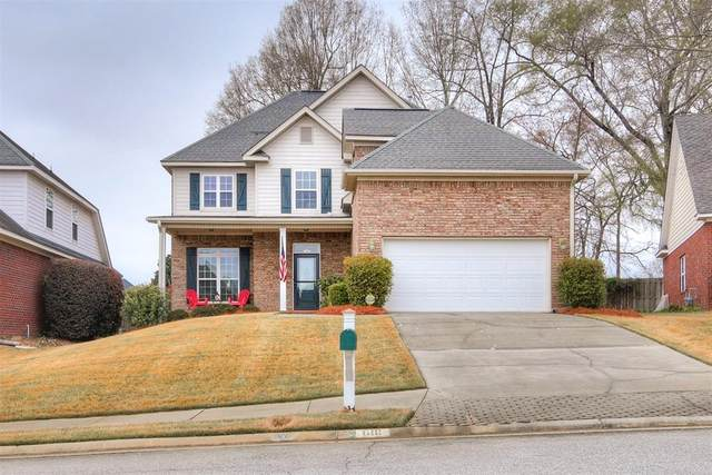 618 Cornerstone Place, Evans, GA 30809 (MLS #467297) :: Southeastern Residential