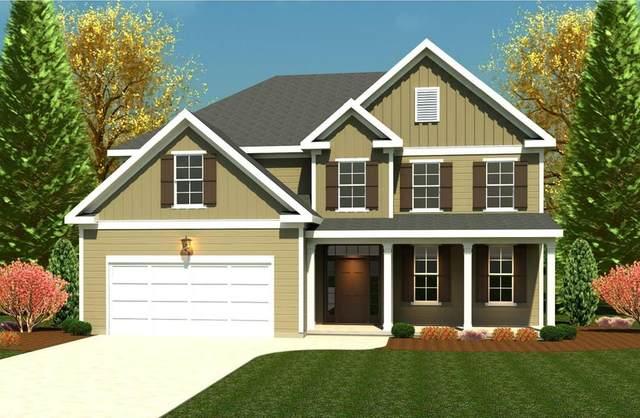 437 Arrowwood Drive, Grovetown, GA 30813 (MLS #467312) :: Melton Realty Partners