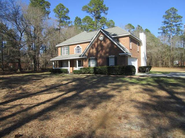 2749 NE Willis Foreman Road #01, Hephzibah, GA 30815 (MLS #467320) :: Tonda Booker Real Estate Sales