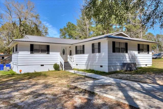 751 Old Highway 1, Louisville, GA 30434 (MLS #467376) :: McArthur & Barnes Partners | Meybohm Real Estate
