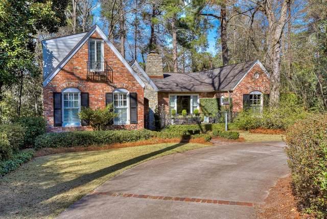2909 Lombardy Court, Augusta, GA 30909 (MLS #467386) :: McArthur & Barnes Partners | Meybohm Real Estate