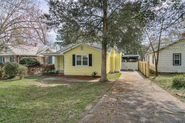 722 Heard Avenue, Augusta, GA 30904 (MLS #467392) :: Better Homes and Gardens Real Estate Executive Partners