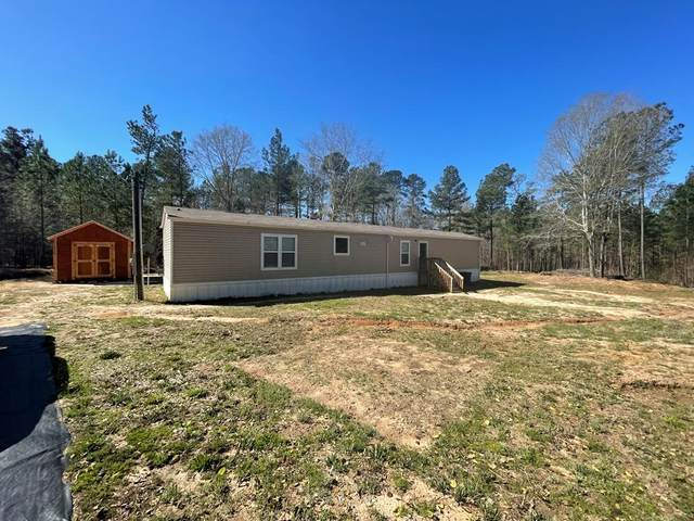 132 Crest Road, Edgefield, SC 29824 (MLS #467411) :: Young & Partners