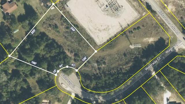 1.1 Water Way, Warrenville, SC 29851 (MLS #467484) :: Better Homes and Gardens Real Estate Executive Partners