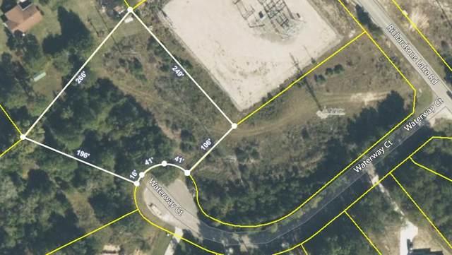1.1 Water Way, Warrenville, SC 29851 (MLS #467484) :: McArthur & Barnes Partners | Meybohm Real Estate