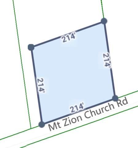 01 Mount Zion Church Road, MItchell, GA 30820 (MLS #467496) :: McArthur & Barnes Partners | Meybohm Real Estate