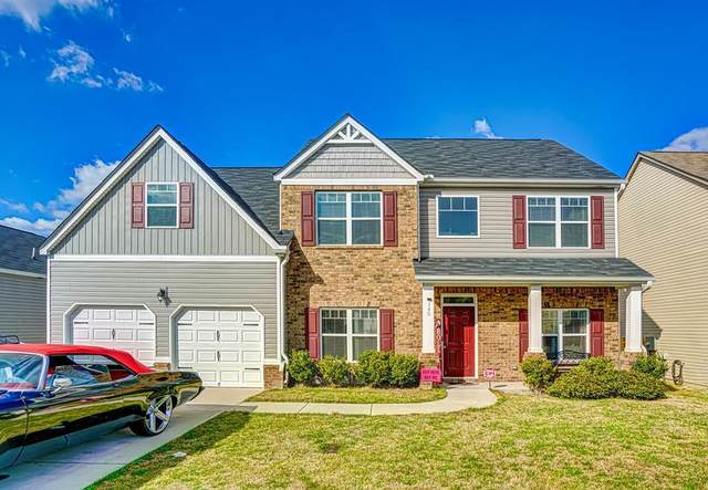 145 Sims Court, Augusta, GA 30909 (MLS #467586) :: Better Homes and Gardens Real Estate Executive Partners