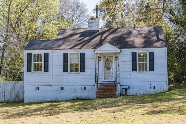 1027 Redbird Road, Augusta, GA 30904 (MLS #467613) :: Rose Evans Real Estate