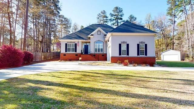 4904 Hardy Mcmanus Road, Evans, GA 30809 (MLS #467618) :: Southeastern Residential