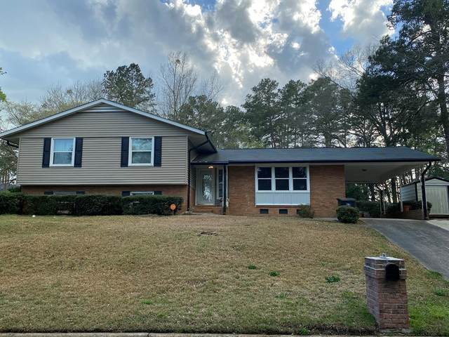 2339 Golden Avenue, Augusta, GA 30906 (MLS #467625) :: Better Homes and Gardens Real Estate Executive Partners