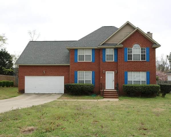 4136 Quinn Drive, Evans, GA 30809 (MLS #467647) :: Shaw & Scelsi Partners