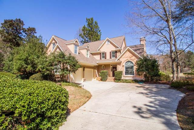 20 Silver Maple Court, Aiken, SC 29803 (MLS #467670) :: Southeastern Residential